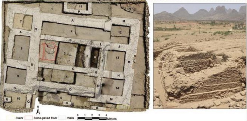 Archeologists unearth lost town in Ethiopia