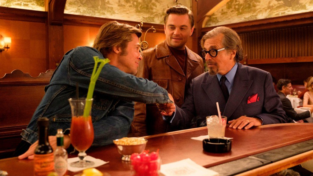 'Once Upon a Time in Hollywood' heads back to theaters