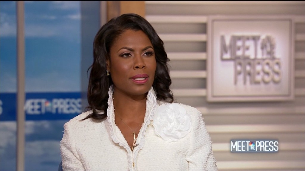 A closer look at Omarosa's excerpt on Puerto Rico