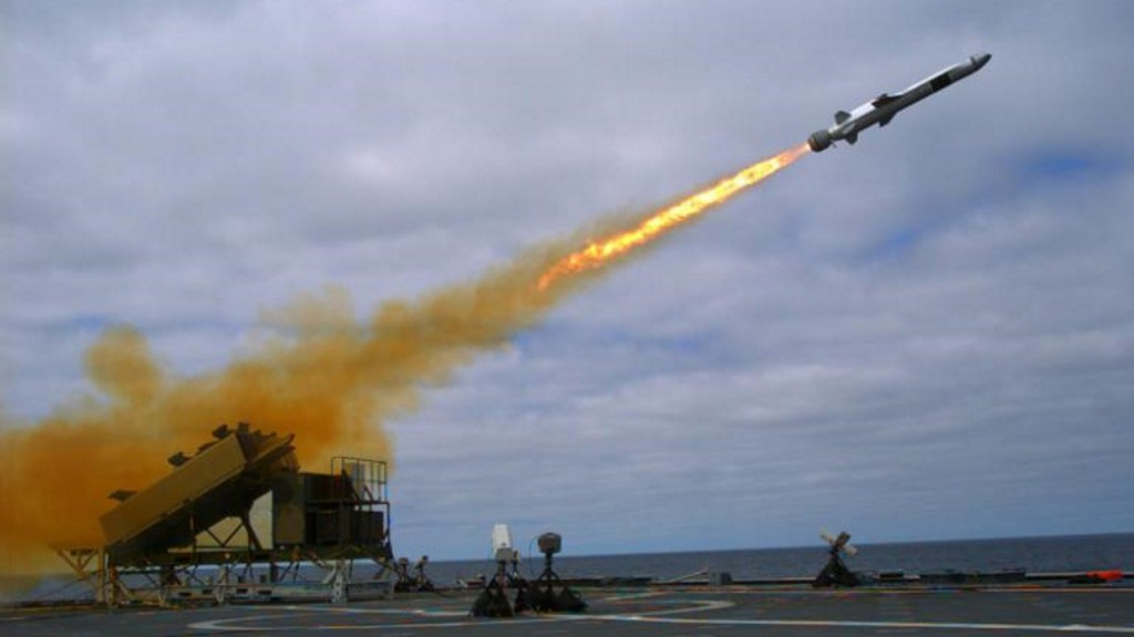 US tested new missile in the Pacific as China paraded weapons