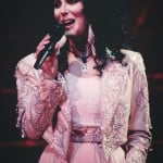 Turn back time: Cher then and now