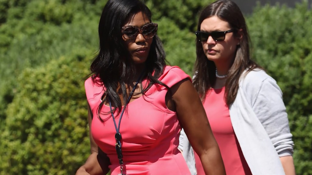 Omarosa: 'I was haunted by tweets every single day'