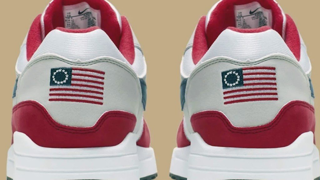 Veteran-owned company releases Betsy Ross flag shirt after Nike controversy