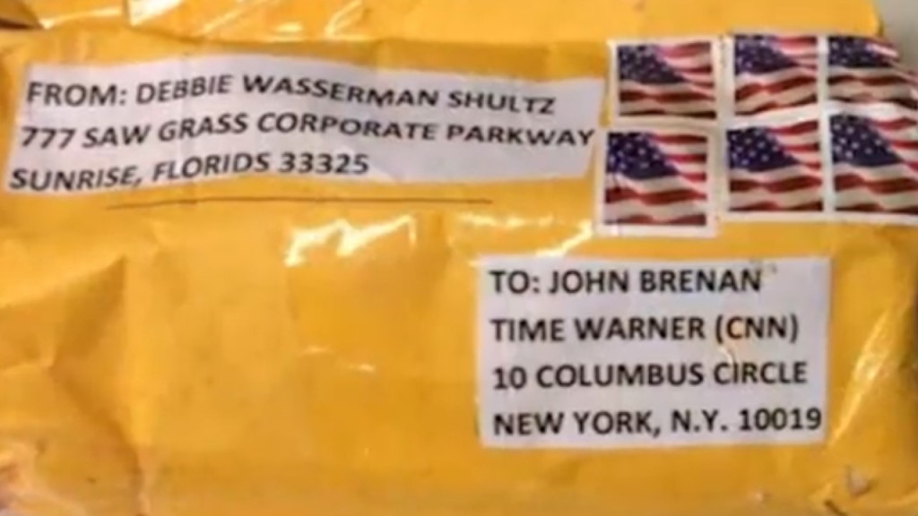 Here's everything we know after studying the mail bomb packages