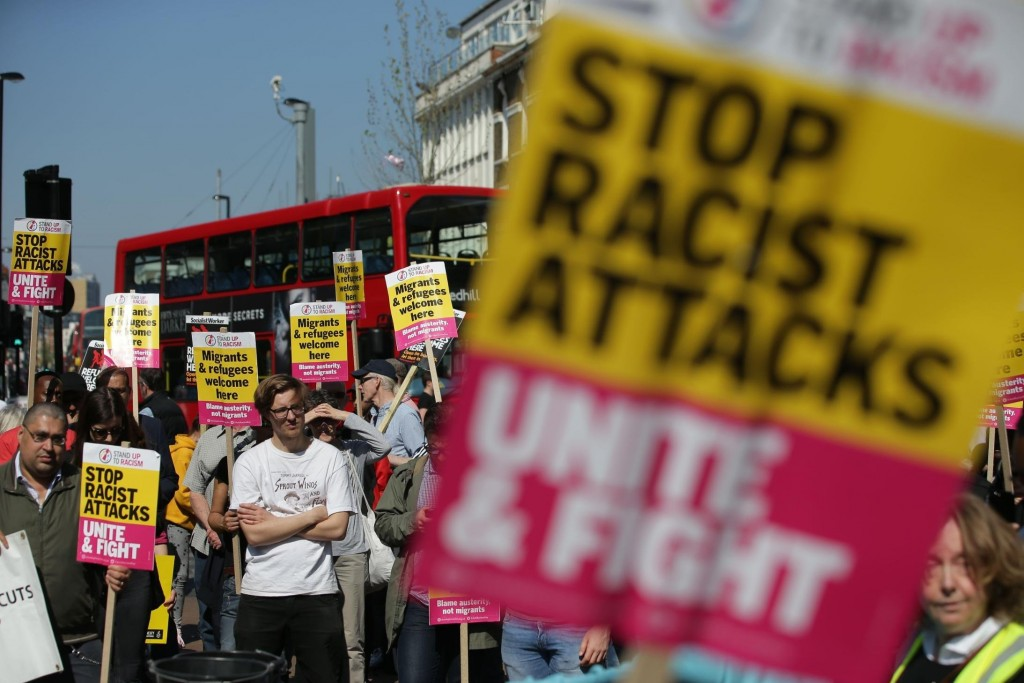 Religious hate crime surges by 40% in England and Wales