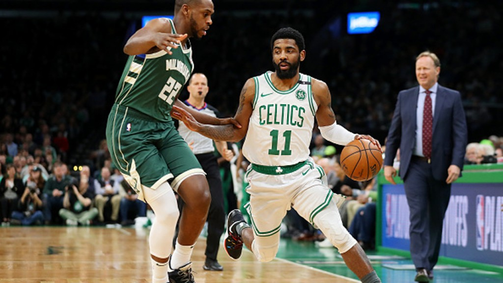 NBA PLAYOFFS: Giannis leads Bucks to Game 4 win over Celtics, final 113-101