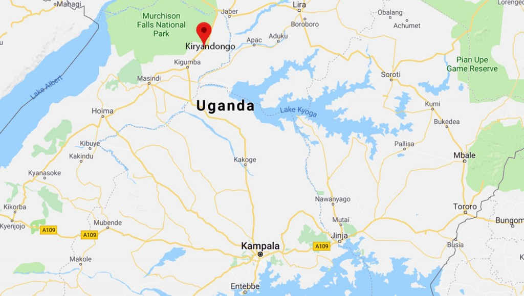 At least 22 killed in Uganda bus crash