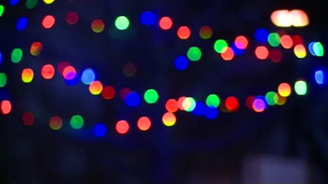 Popular light display closes, citing party buses