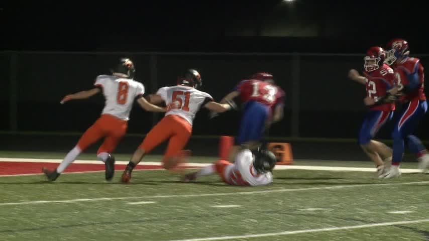News 8 Play of the Week Nominees – October 8th, 2019