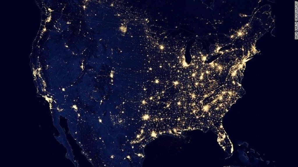 Loss of the night: Global light pollution rising rapidly