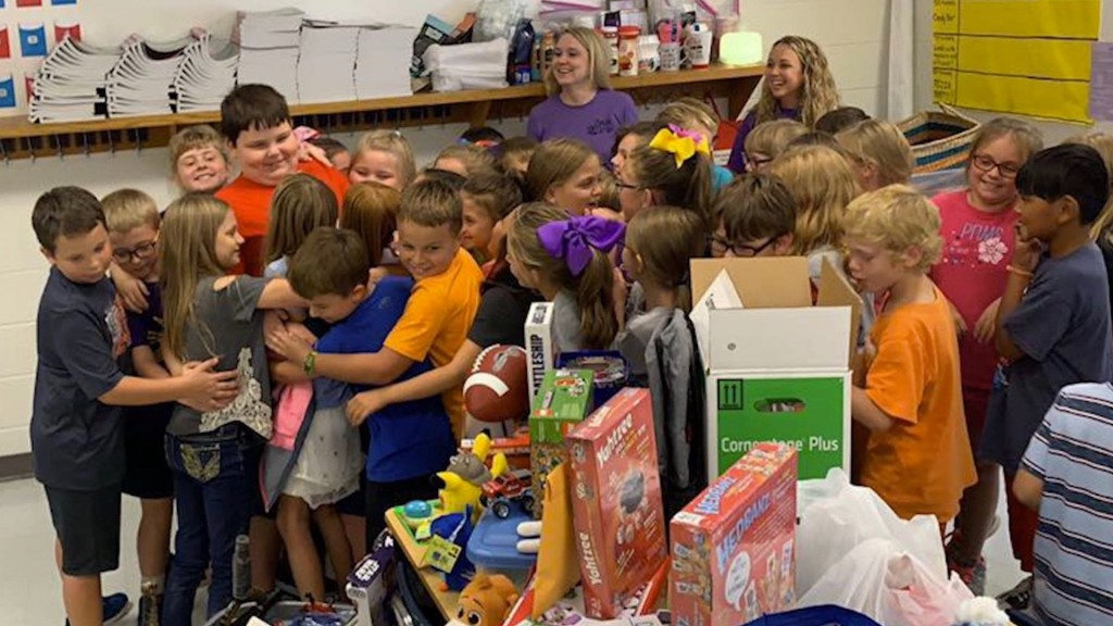 Tennessee boy surprised with new toys after house fire