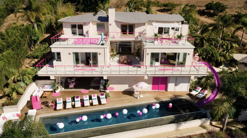 Barbie's Malibu Dreamhouse will be on Airbnb for $60 per night