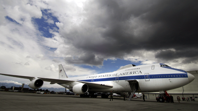 Air Force 'doomsday' planes damaged in tornado