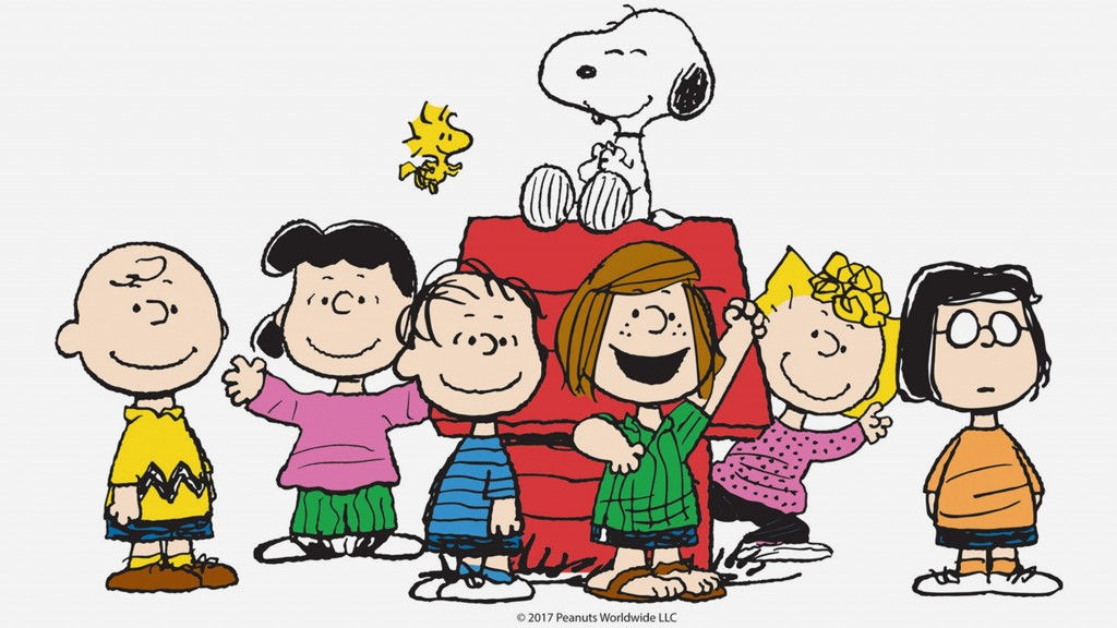 Sony is buying a stake in Snoopy