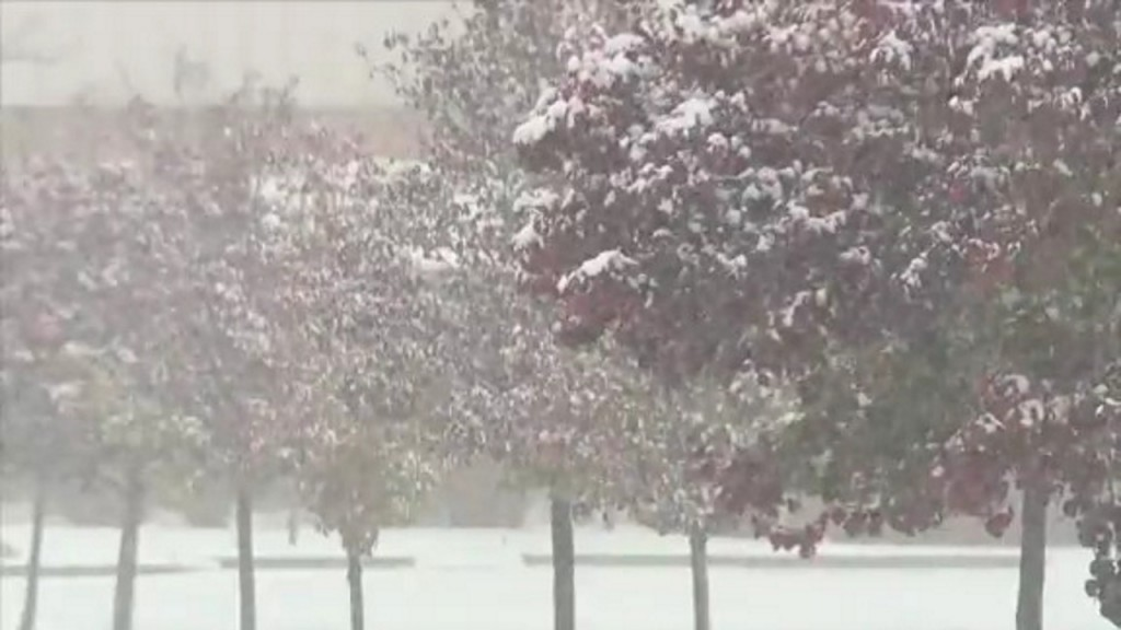 Frigid temps blast much of the country