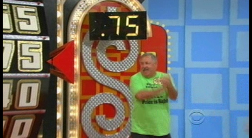 Winona man on The Price Is Right