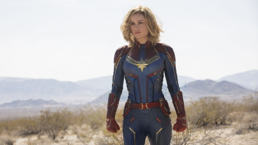 'Captain Marvel' flies into Marvel's elevated expectations