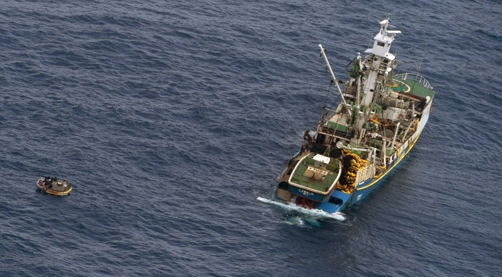 Search and rescue operations suspended for missing Kiribati ferry