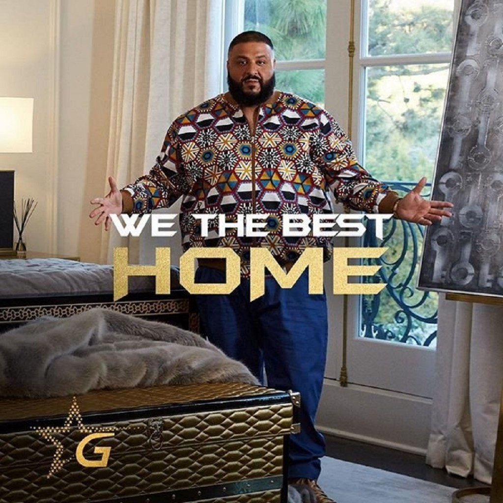 DJ Khaled launches the best gold furniture line