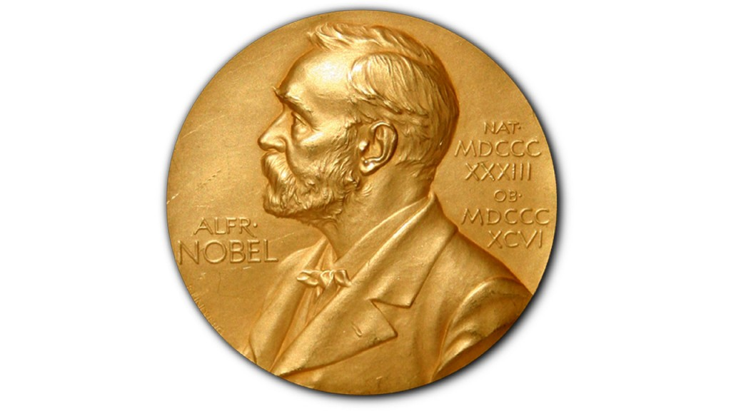 Past Nobel Peace Prize winners