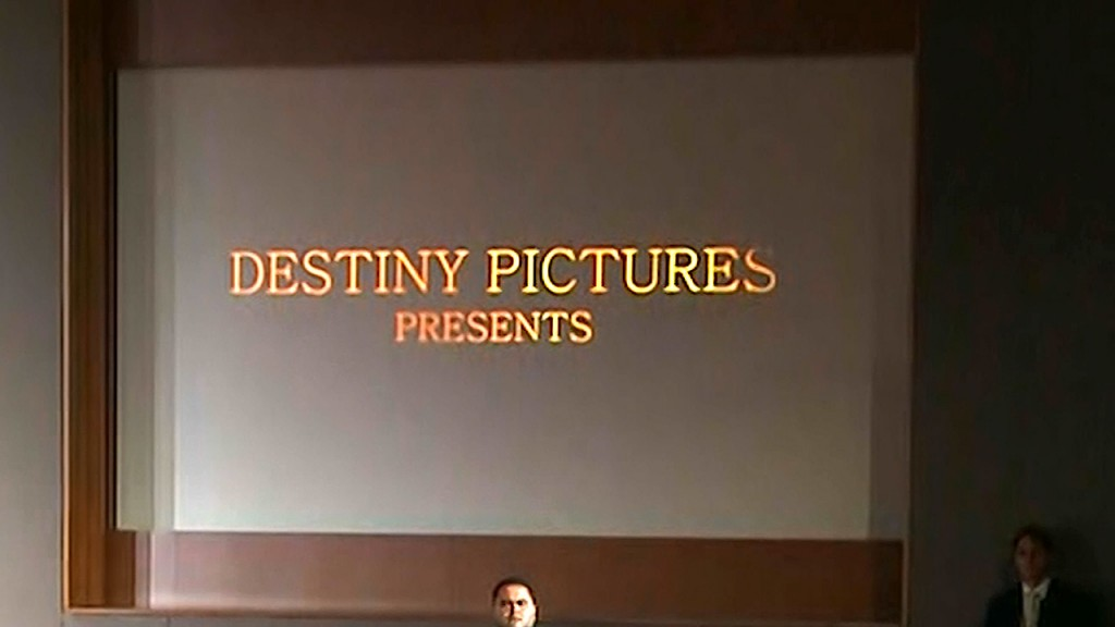Destiny Pictures: We had nothing to do with Trump video