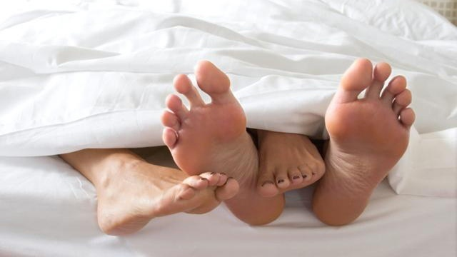 Using CPAP machine may improve sex life, study says
