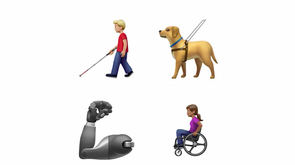 Apple's iOS 13.2 introduces more inclusive emoji