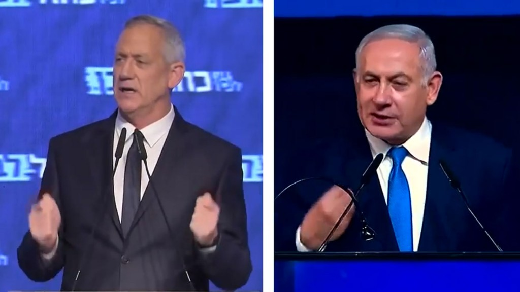 Israelis return to polls for national election
