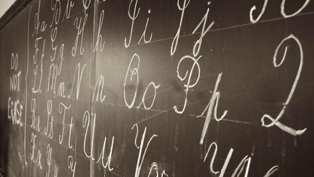 New Jersey bill would require schools to teach cursive handwriting