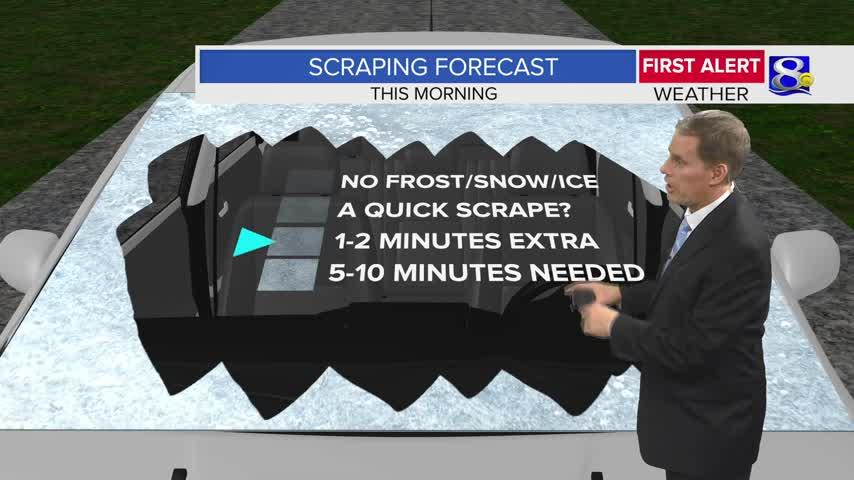 Your Thursday Morning Weather Update