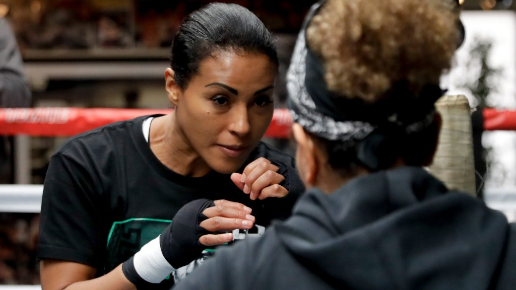 HBO to televise its first female boxing match