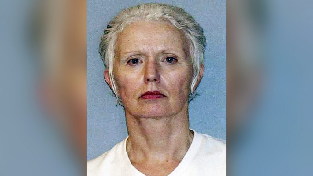 Whitey Bulger's longtime girlfriend moved from prison to halfway house