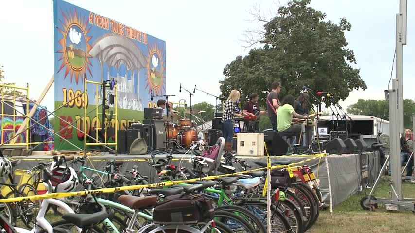 Moon Tunes final show of season celebrates history while looking to Riverside Park's future