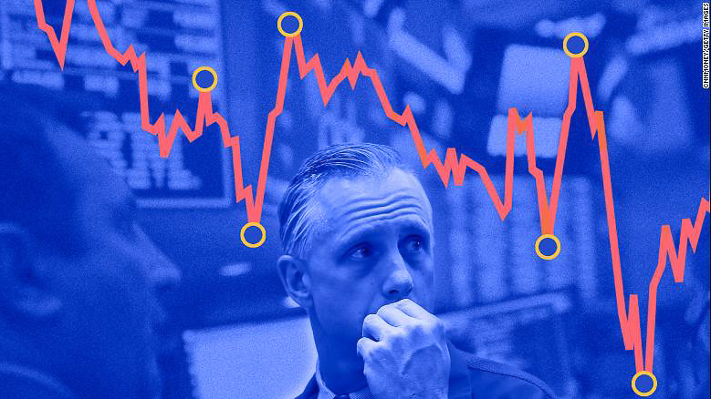 Investors join economists in worrying about recession