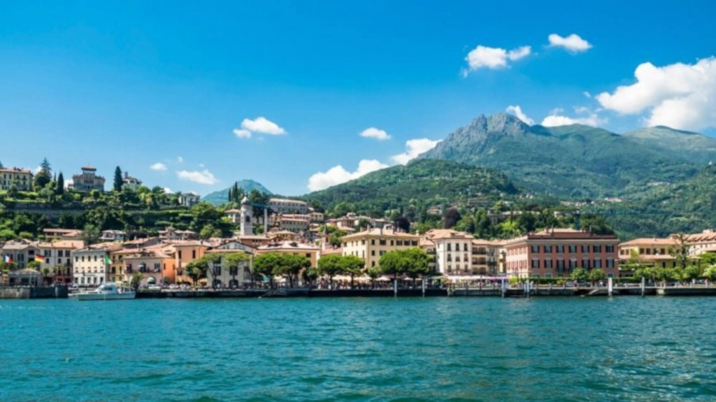 World's most glamorous lake is Europe's new 'it' place