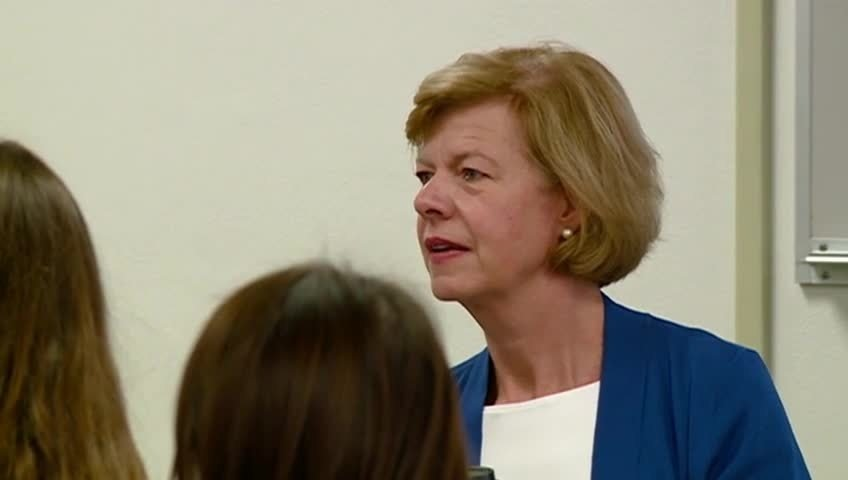 Democratic group launches ad for Baldwin in Senate race