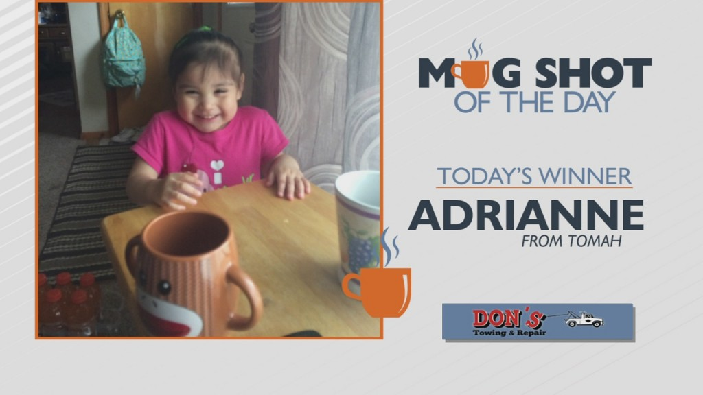 Mug Shot Of The Day Adrianne From Tomah