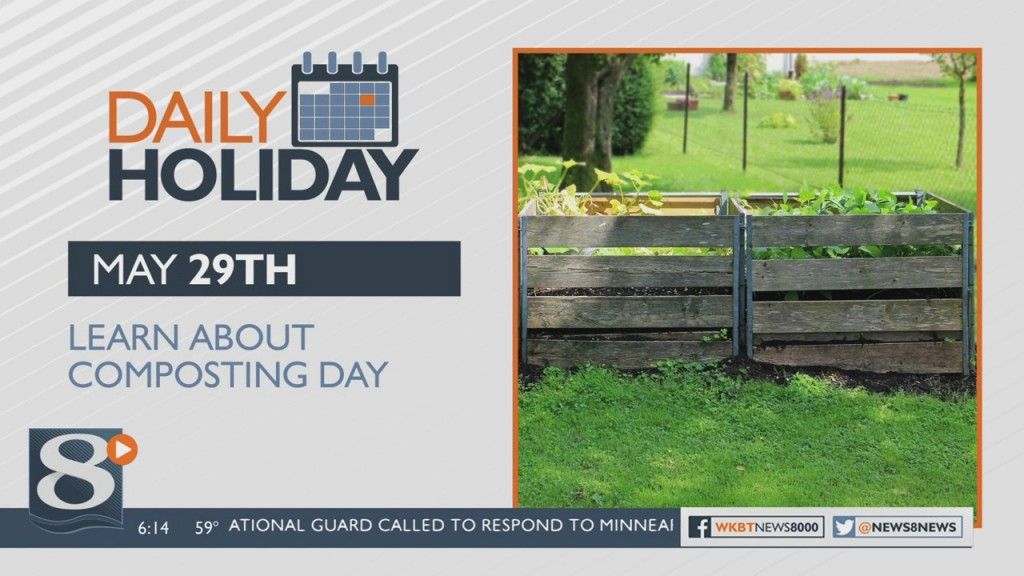 Daily Holiday Learn About Composting Day