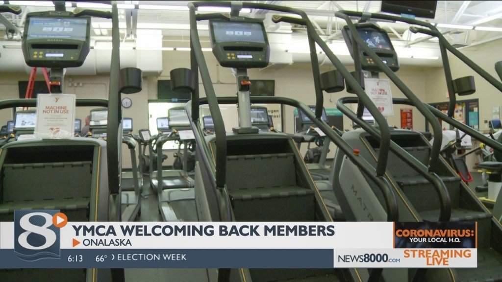 Ymca Guests Required To Register Ahead Of Time Before Visiting