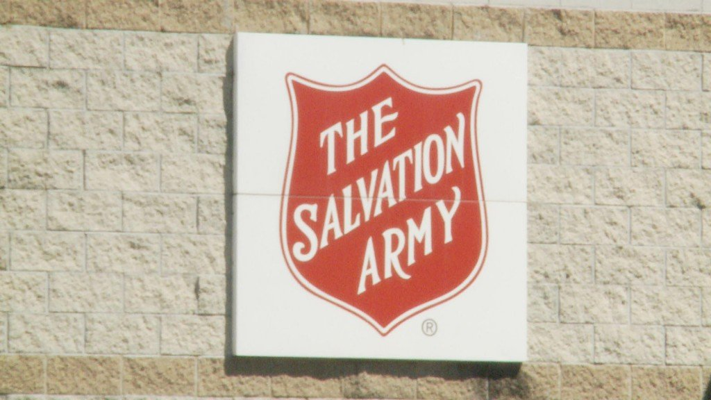Text To Give Salvation Army