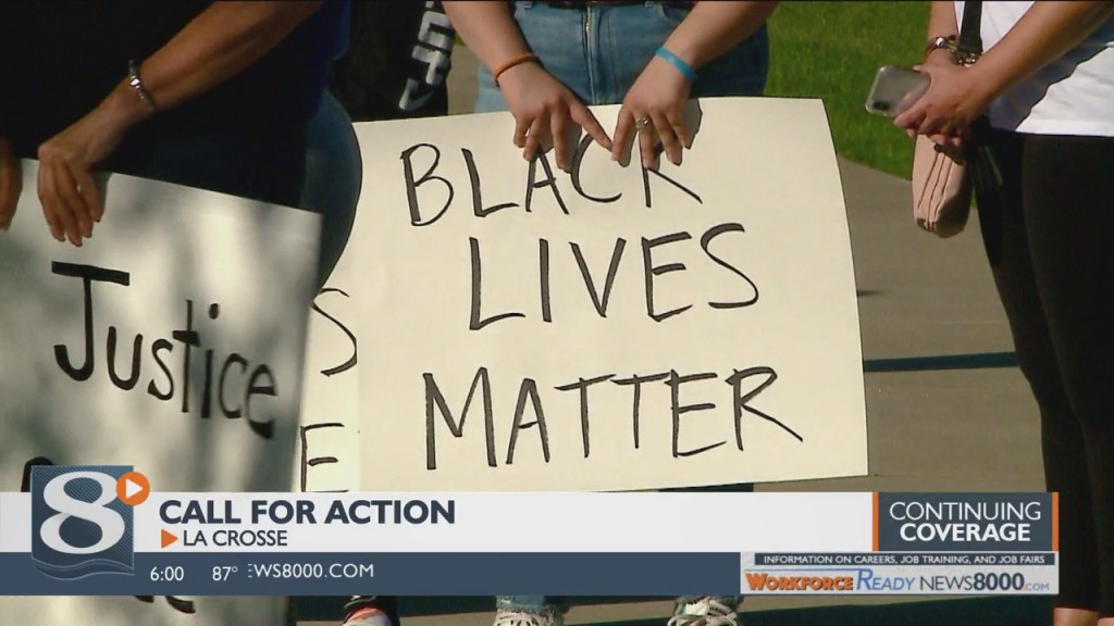 Local Organizer Calls For Action In Wake Of George Floyd's Death
