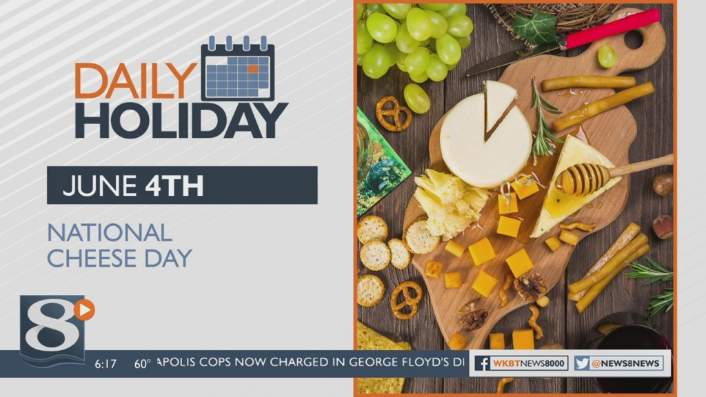 Daily Holiday National Cheese Day