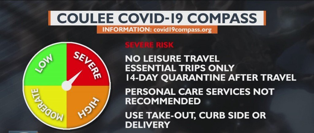 126 People Tested Positive For Covid 19 In La Crosse County Within The Past Month
