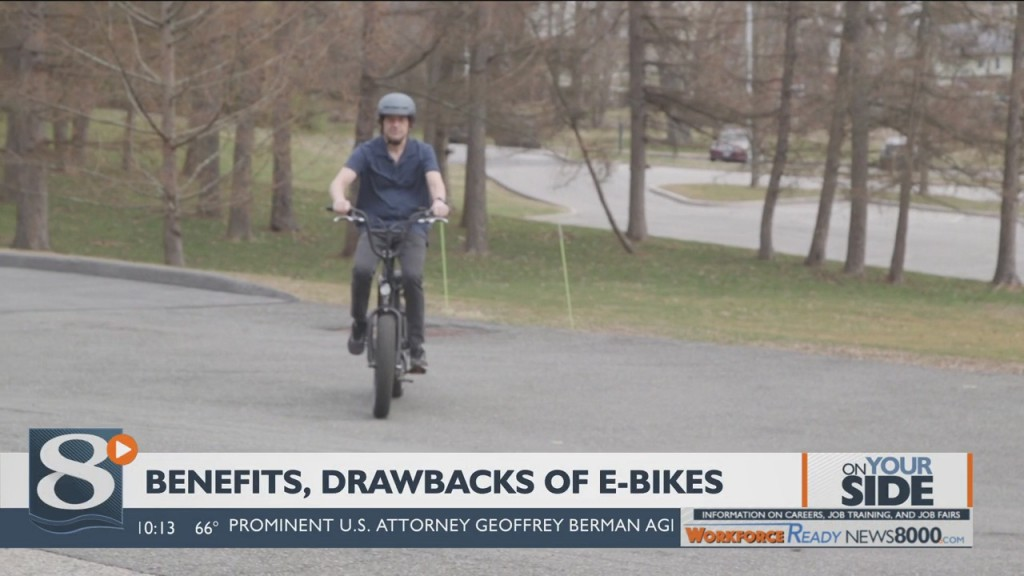 On Your Side Benefits And Drawbacks Of E Bikes