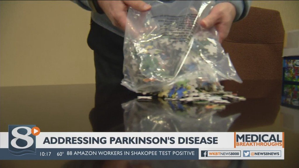 Medical Breakthroughs: Addressing Parkinson's Disease