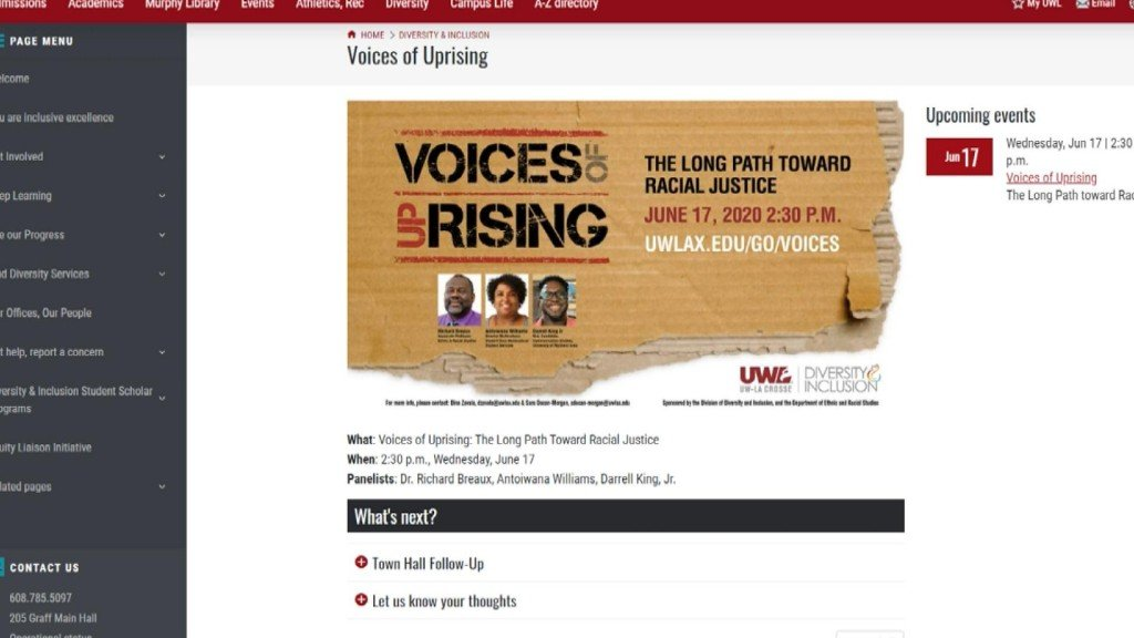 Voices Of Uprising