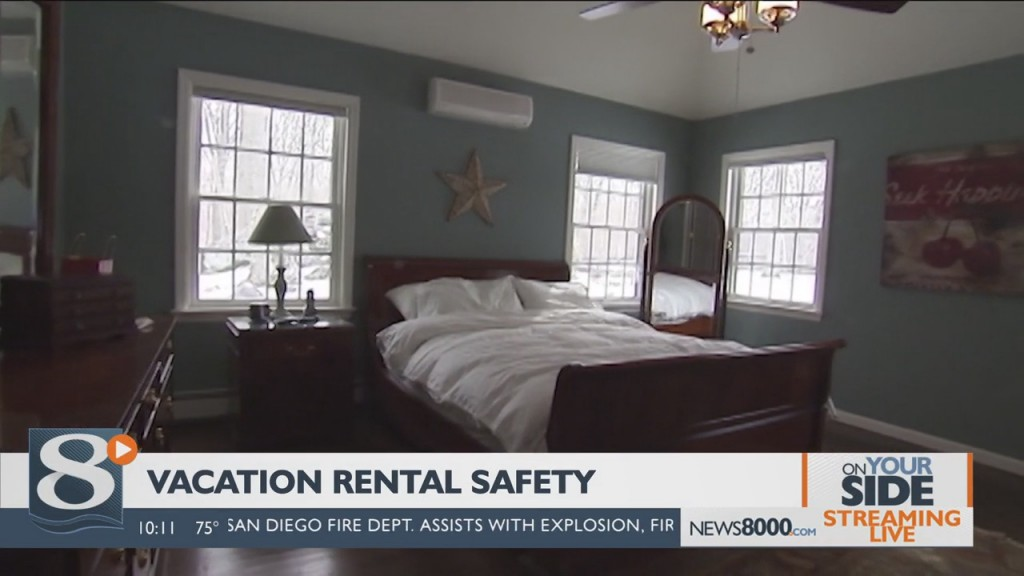 On Your Side Vacation Rental Safety