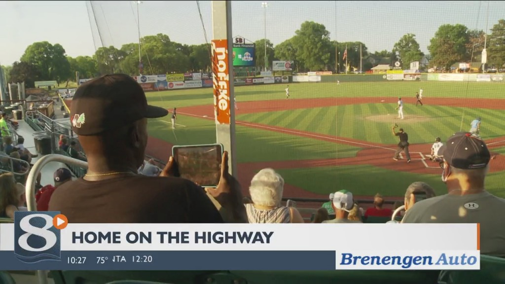 Logger's Parents Travel To See Every One Of His Games
