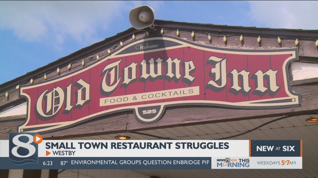 Westby Old Towne Inn Receives Community Support