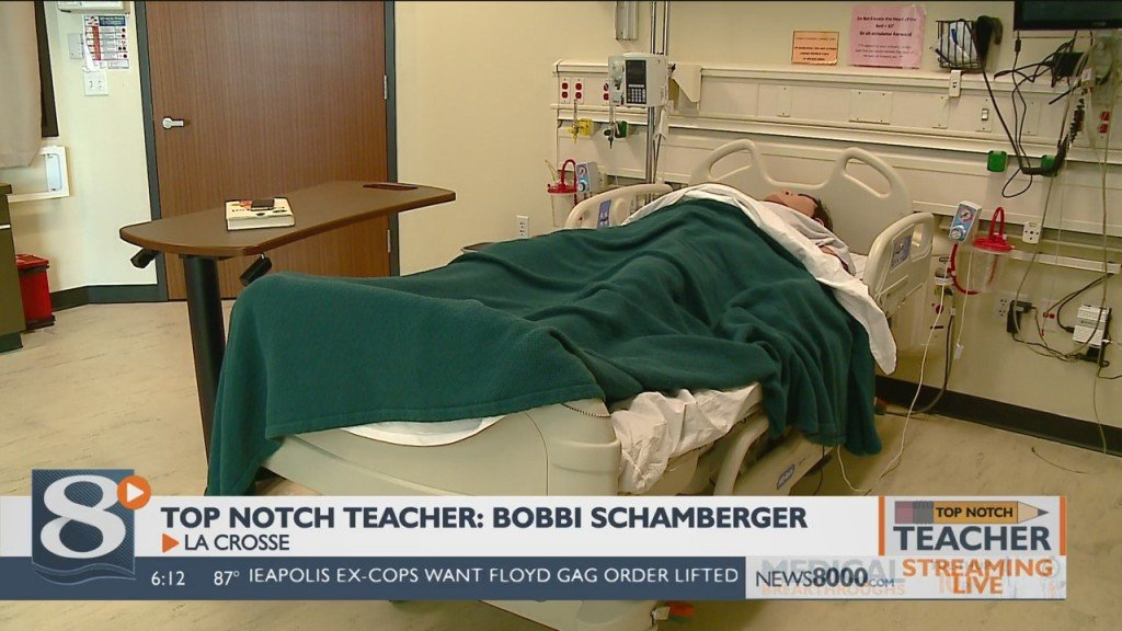 July 2020 Top Notch Teacher: Bobbi Schamberger Of Viterbo
